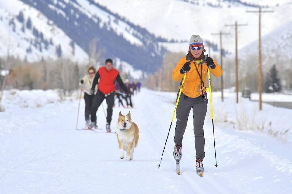 Sun Valley, skiing