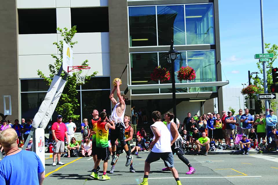 Spokane Bucket List Item: Hoopfest