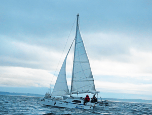 sailing alaska