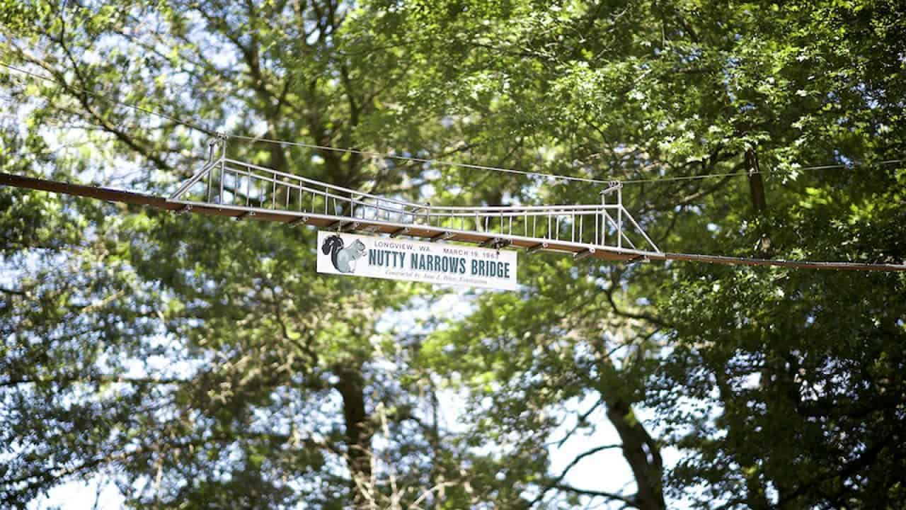 Longview Nutty Narrows Saving Squirrels