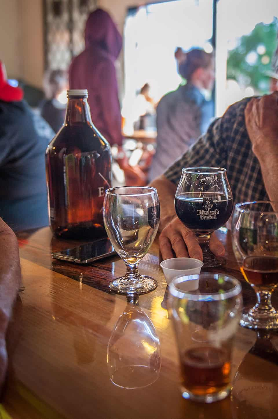 Washington is Beer Central