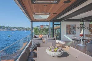 Maison et design: Seattle Houseboats