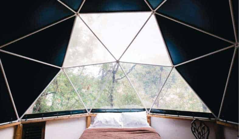 Goe Bay Yurt