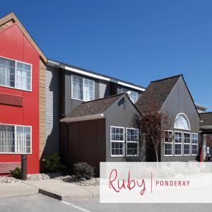 Hotel Ruby Ponderay
