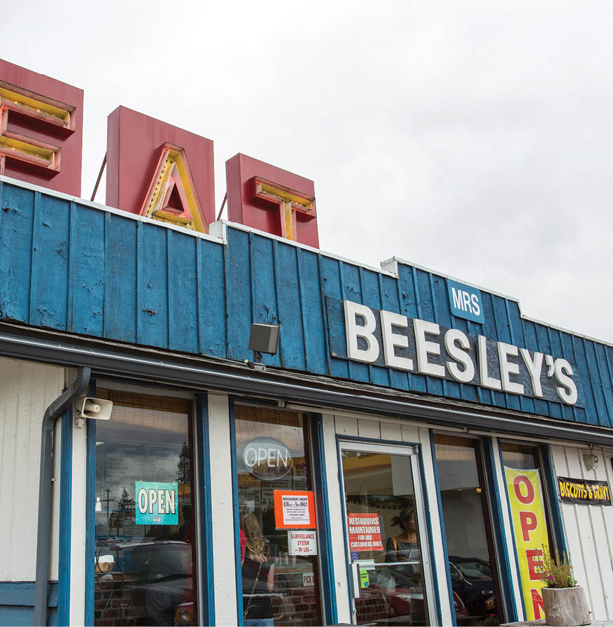 Mrs. Beesly's