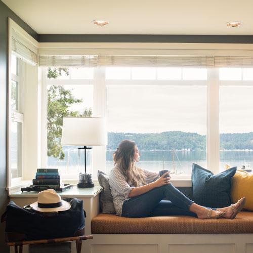 Win a two-night romantic getaway at Alderbrook Resort & Spa