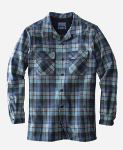 wool shirts from Oregon