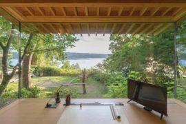 DIY backyard studio