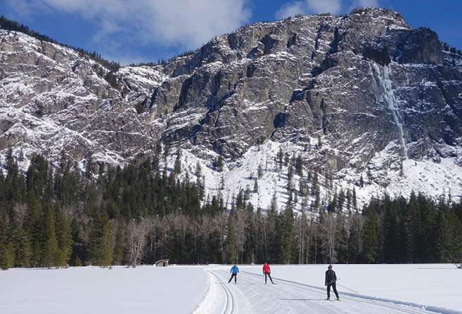 skiing in the Methow Valley, travel abroad
