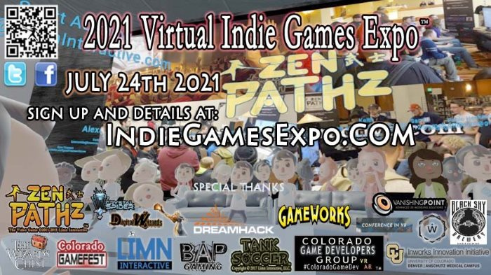 Virtual Game Expo 2021 Online, Playstation 5, Xbox Series X, Nintendo Switch, PC, VR and more